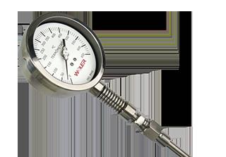 Termômetro para Motor Naval
